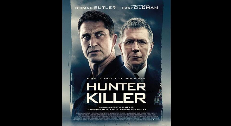 hunter killer free full movie online
