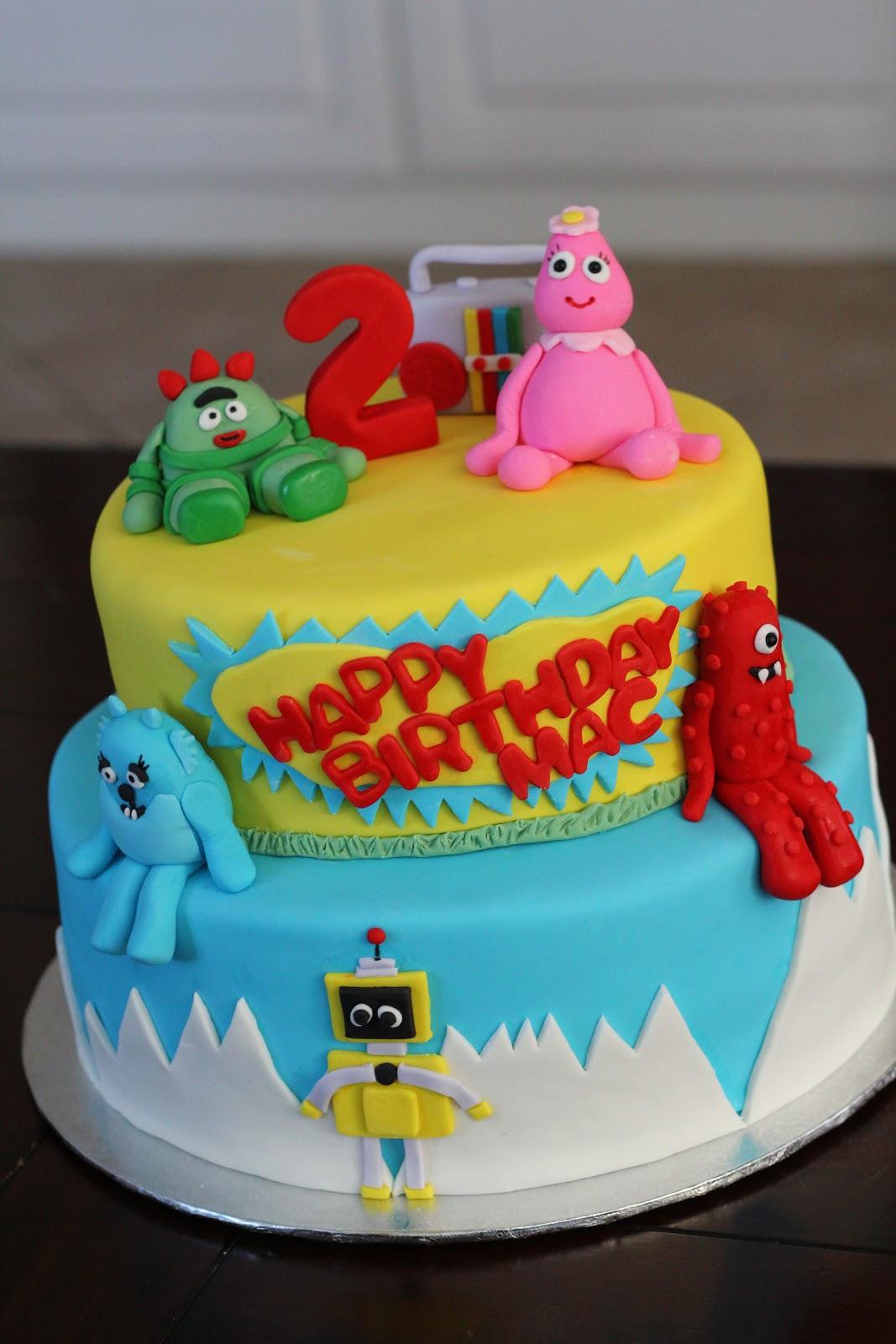 Sweet Cakes Amp Honey Buns Yo Gabba Gabba