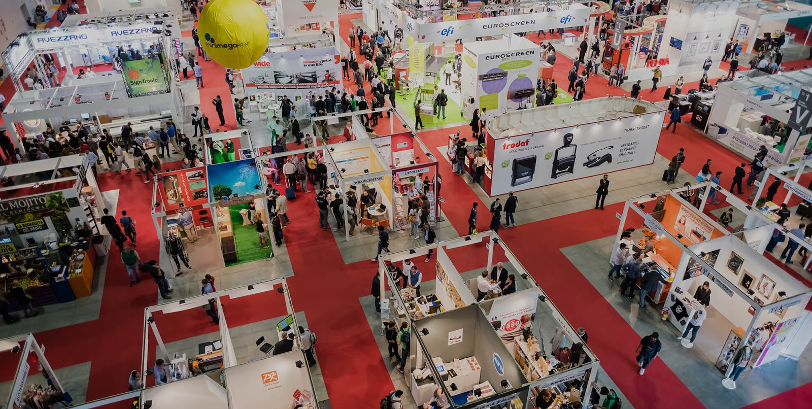 Essential reasons to use digital signage for exhibitions