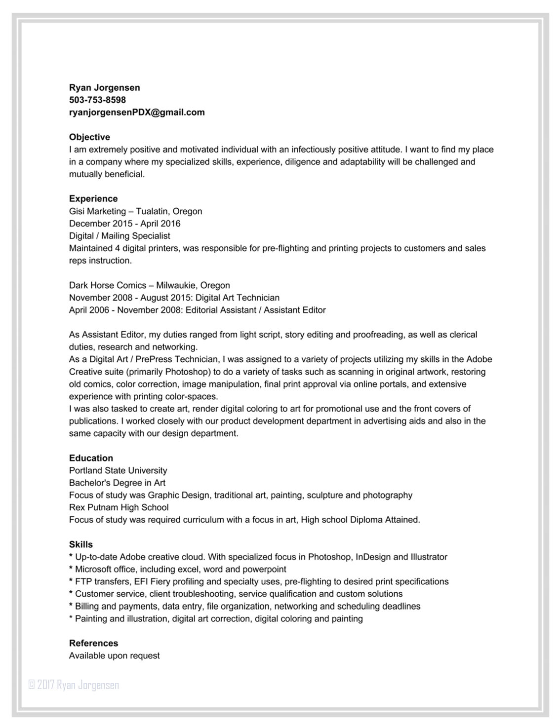 Great Resume Writing In Chandigarh Gallery Example Resume And