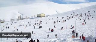 Elmadağ Kayak Merkezi – Ankara