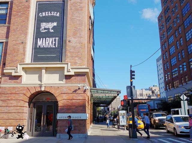 紐約/雀兒喜市場大啖海鮮去! 清蒸超Q彈龍蝦+鹹甜龍蝦堡+鮮甜生魚片=完美的一天!
