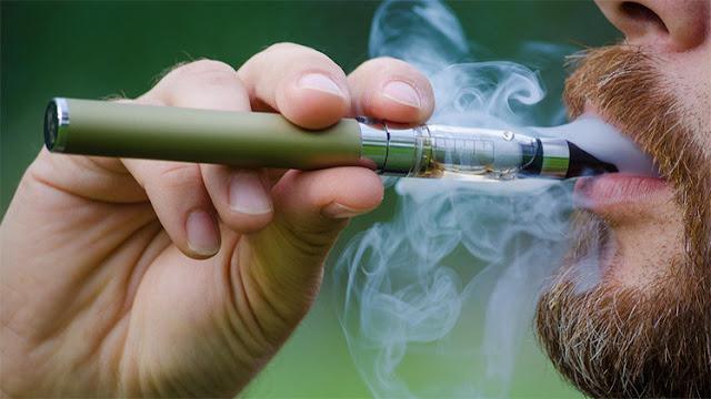 السجائر الإلكترونية أقل ضرراً بكثير من التدخين