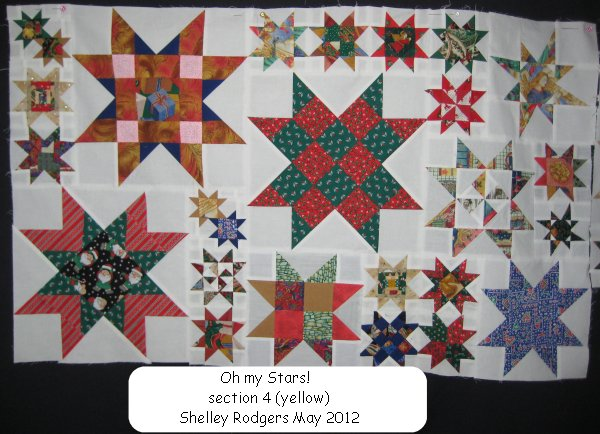 Quilting with the Dread Pirate Rodgers! aarrggghhh!: Oh My Stars ... : quilting with the stars - Adamdwight.com