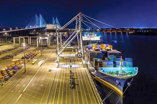 Cảng JAXPORT Hoa Kỳ