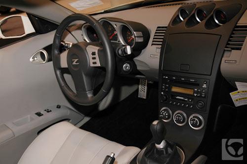 cars pictures information nissan 350z. Black Bedroom Furniture Sets. Home Design Ideas
