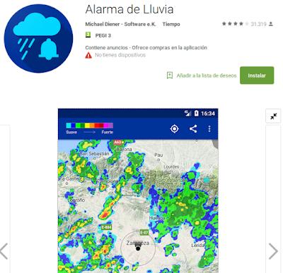 https://play.google.com/store/apps/details?id=de.mdiener.rain.usa