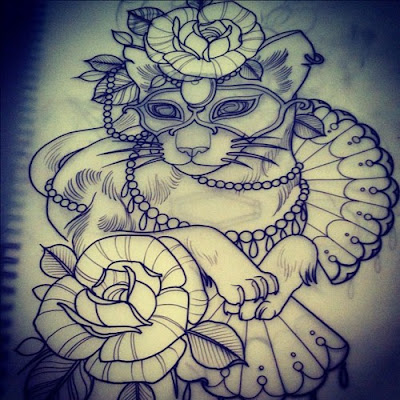 Amazing tattoo drawings tumblr art meaning for Design tattoo tumblr