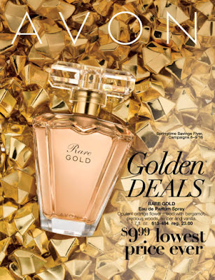 Avon Campaign 8 & 9 Good through 4/15/16 Golden Deals