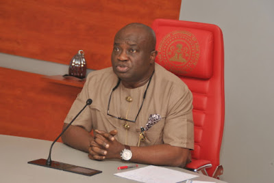 Abia State Governor, Dr. Okezie Ikpeazu