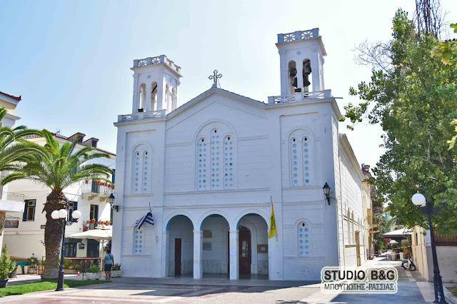 Απάντηση Μπαλτά σε Ανδριανό για την αποκατάσταση των ζημιών στον Ιερό Ναό Αγίου Νικολάου Ναυπλίου