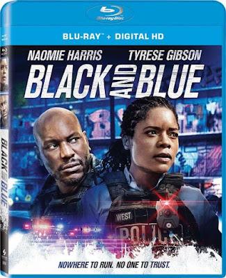 Black and Blue 2019 Eng 720p BRRip ESub HEVC x265