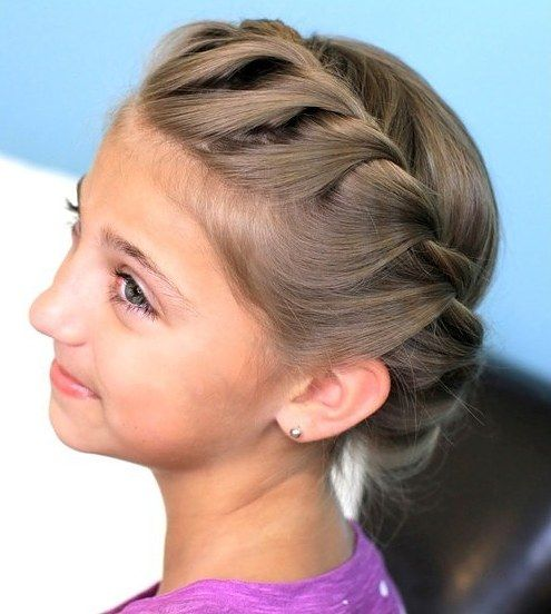 The Most Beautiful Hairstyles For Little Princesses The