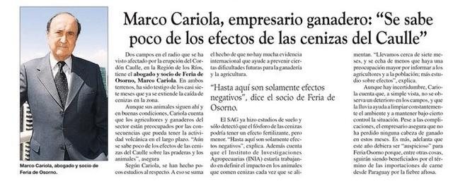 Marco Cariola