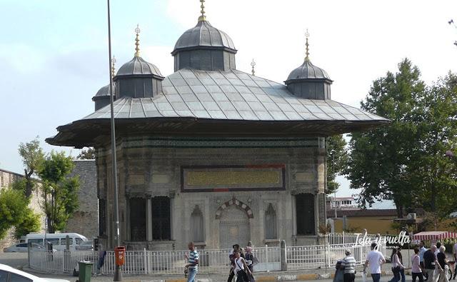 Topkapi fuente monumental