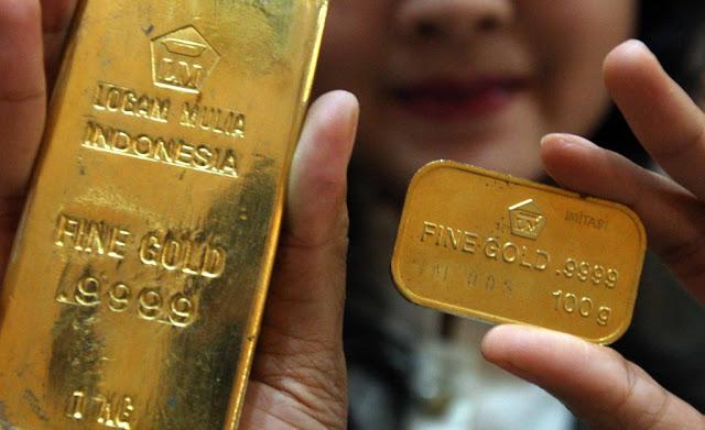 investasi emas - medcom.id