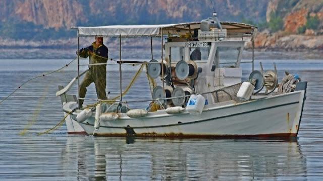 """""""Αλιεία και Θάλασσα"""": Χρηματοδότηση υποδομών για ιχθυόσκαλες, καταφύγια και αλιευτικούς λιμένες"""