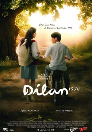 Sinopsis Film Dilan 1990