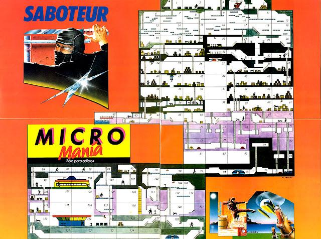Micromanía Primera época 10 Poster
