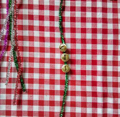 Blogmas day 14/DIY Χριστουγεννιάτικα κουδουνάκια