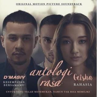 Lirik Lagu Geisha - Rahasia ( OST. Antologi Rasa)