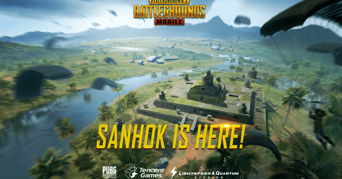 How To Download Sanhok Map On Pubg Mobile 0 8 6 And Unlock: Why PUBG Mobile Is Not Available For All Countrys?