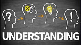 tingkat pemahaman konsep, understanding