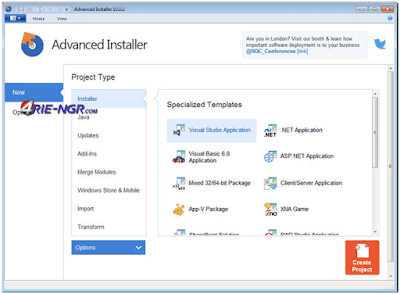 Advanced Installer Architect 14.2.1 Build 80371 Full Version