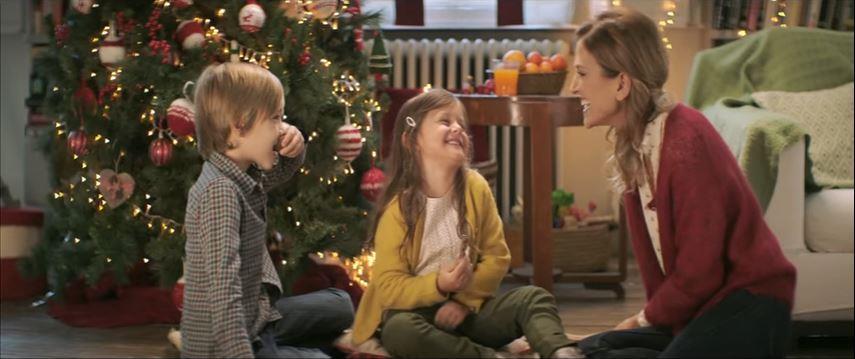 Canzone Kinder pubblicità Dolce attesa, magico Natale - Musica spot Novembre 2016
