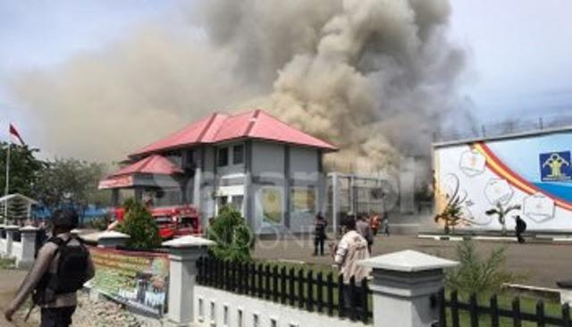 Lapas di Aceh Besar Rusuh, Aparat Gabungan Turun Meredakan, Tak Disangka Ditemukan Barang Haram Ini....