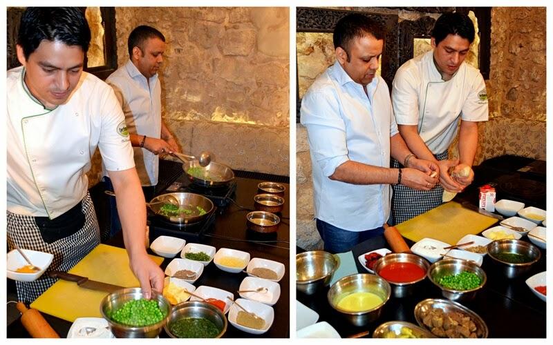 Zycie Od Kuchni Ganesh Prawdziwy Smak Indyjskiej Kuchni