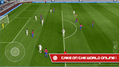 Game Dream League Soccer 2016 MOD APK DATA Unlimited Coins 3.06