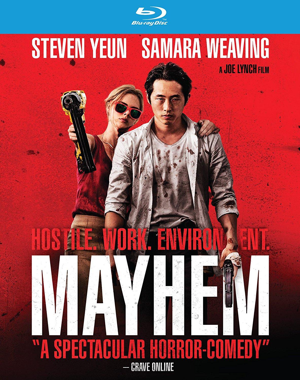 December 26th Blu-ray & DVD Releases Include MAYHEM, BRAWL