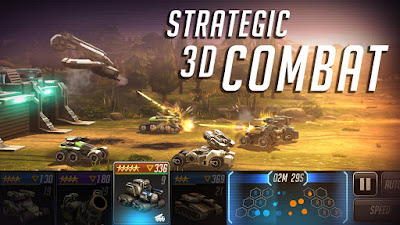 League of War Mercenaries Mod Apk v7.3.51 Android