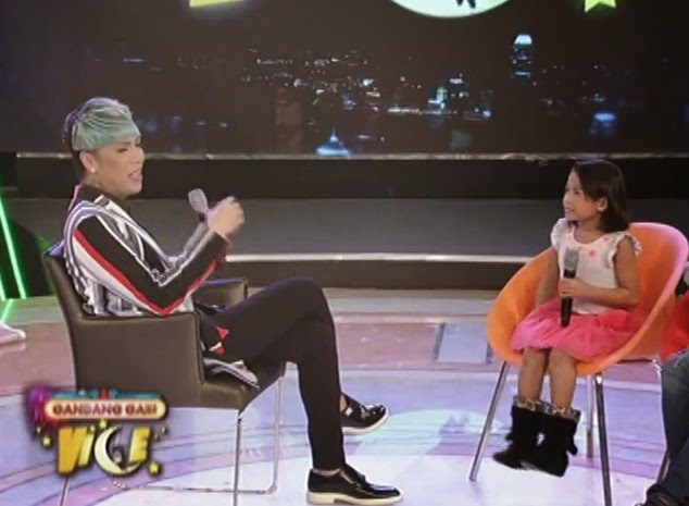 Lyca Gairanod makes Vice Ganda cry on 'GGV'