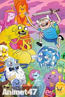 Giờ Phiêu lưu -Adventure Time Phần 1 - Adventure Time Season 1 2010 Poster