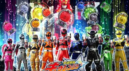 Uchuu Sentai Kyuranger Todos os Episódios Online