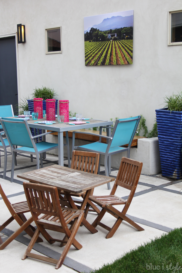 Cute Patio decorating tips