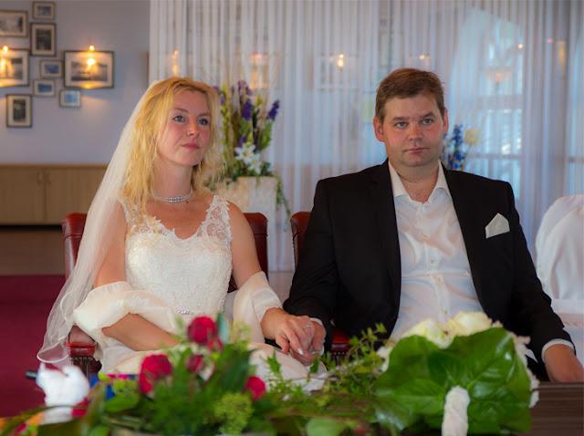 Brautpaar Trauung Standesamt Seebrücke Sellin, Baltic Saal