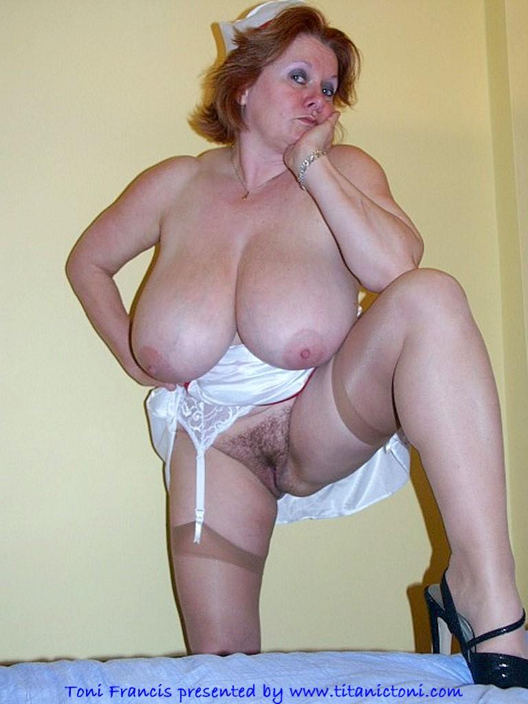 Big Boobed Toni Francis Having Sex -