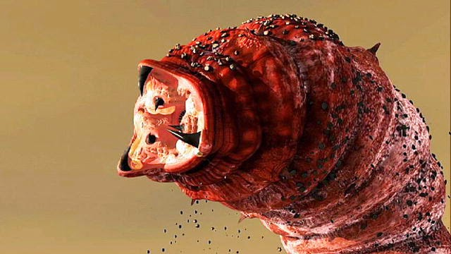 The Mongolian Death Worm and Its Elusive Tale