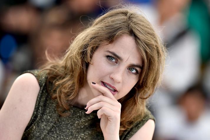 Adèle Haenel en Cannes