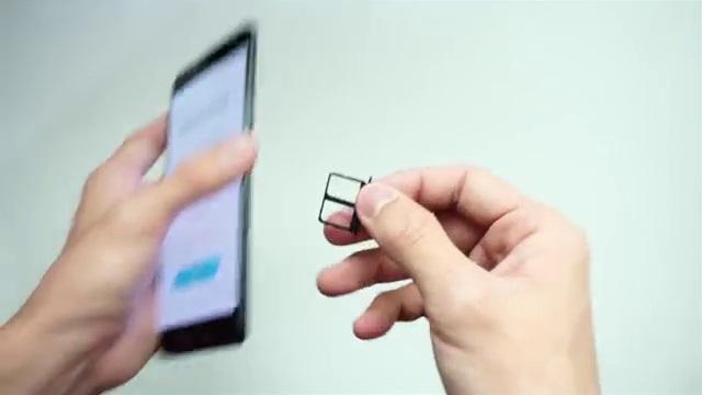 Slot Dual SIM Samsung C9 Pro