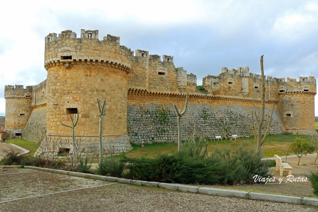 Castillo de Grajal de Campos, León