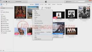 Cara Bluetooth lagu ke iPhone