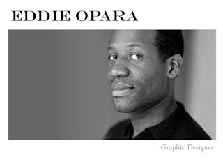 Eddie Opara graphic designer