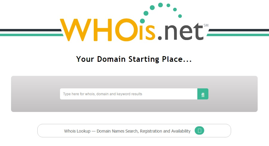 Cek Domain Name