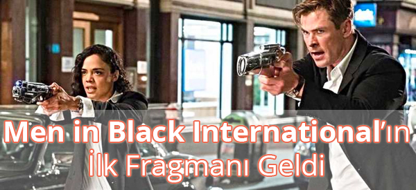 Men in Black International Fragman İzle