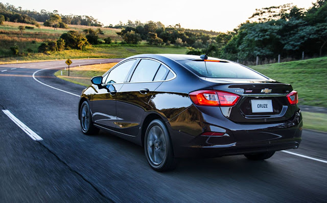 Novo Chevrolet Cruze 2017 - preço