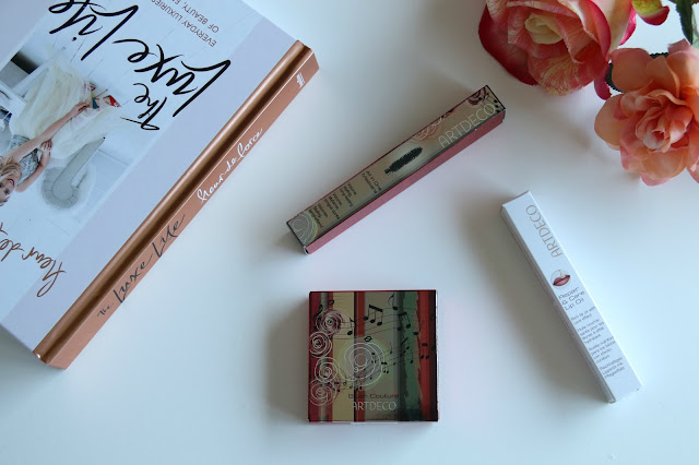 Artdeco Sound of Beauty Collection Autumn 2016 Blush Couture, All In One Mascara, Repair and Care Lip Oil Review Image